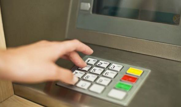 The Simple Process Of Using The ATM Cards